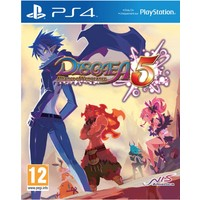 Disgaea 5: Alliance of Vengeance - Playstation 4
