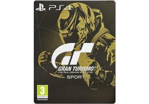 Gran Turismo Sport Steelbook Edition - Playstation 4