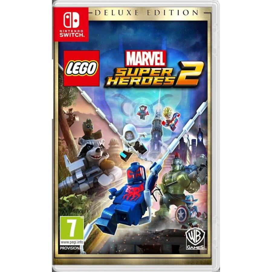 LEGO Marvel Super Heroes 2 - Deluxe Edition - Nintendo Switch