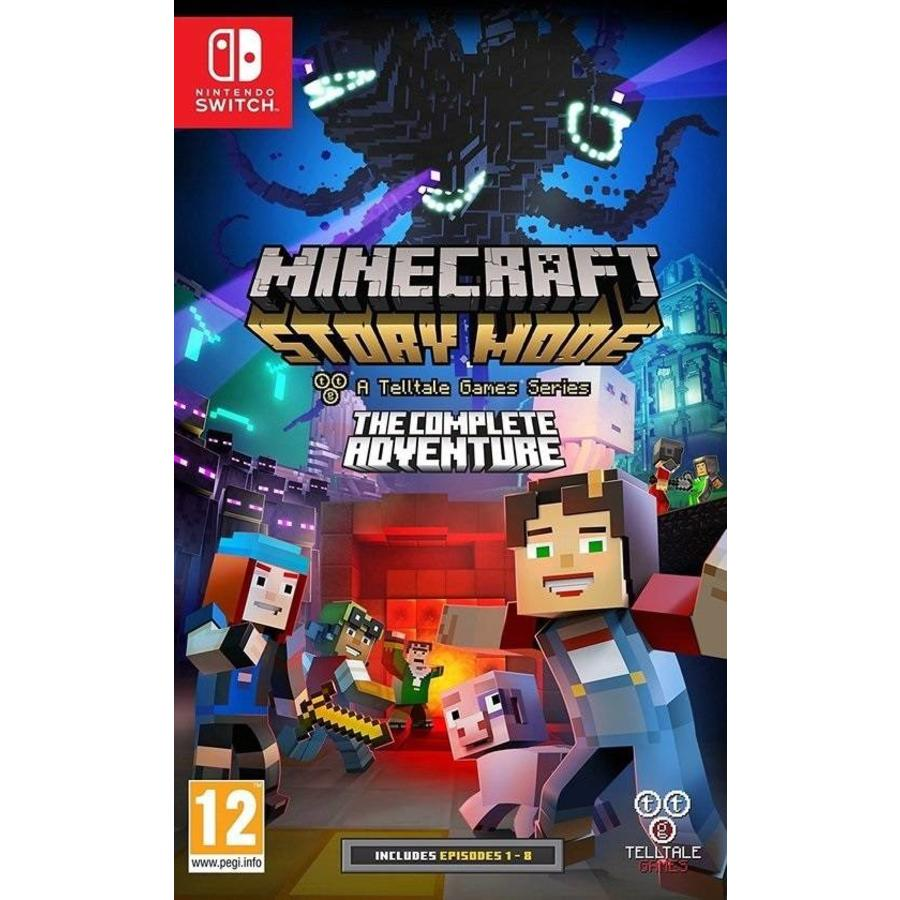Minecraft Story Mode - The Complete Adventure - Nintendo Switch