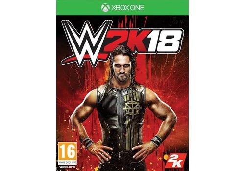 WWE 2K18 + DLC - Xbox One