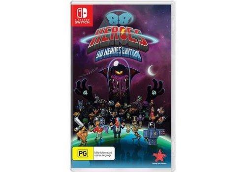 88 Heroes - 98 Heroes Edition - Nintendo Switch
