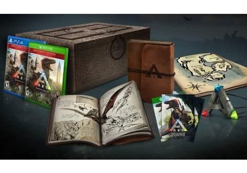 ARK Survival Evolved - Collector's Edition - Playstation 4