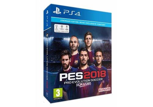 Pro Evolution Soccer 2018 - Legendary Edition - Playstation 4