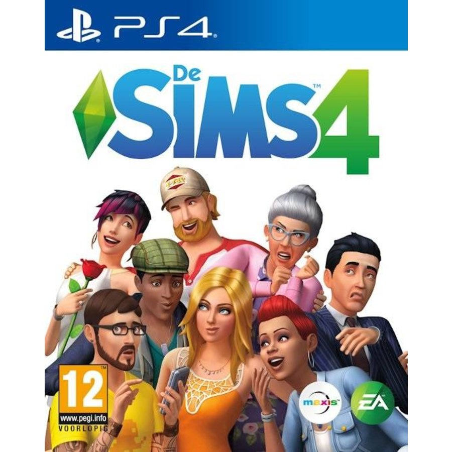 De Sims 4 - Playstation 4