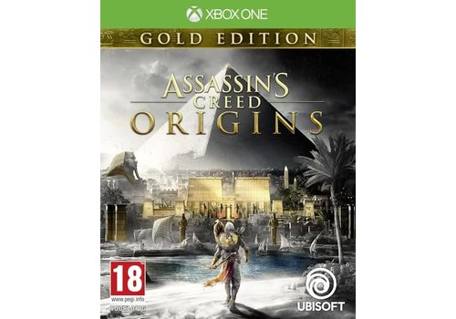 Assassin's Creed: Origins - Gold Edition - Xbox One