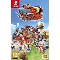One Piece: Unlimited - World Red Deluxe Edition - Nintendo Switch