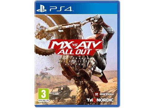 MX vs ATV ALL OUT  + DLC - Playstation 4