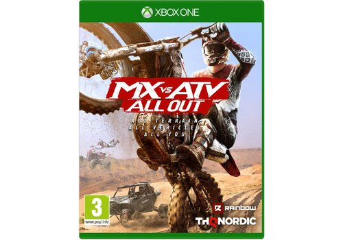 MX vs ATV ALL OUT + DLC  - Xbox One