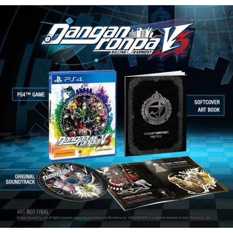 Danganronpa V3: Killing Harmony Day One Edition - Playstation 4