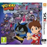Yo Kai Watch 2 Psychic Specters - Nintendo 3DS