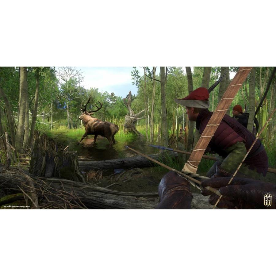 Kingdom Come - Deliverance - Playstation 4
