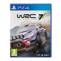 WRC 7: FIA World Rally Championship 7 - Playstation 4