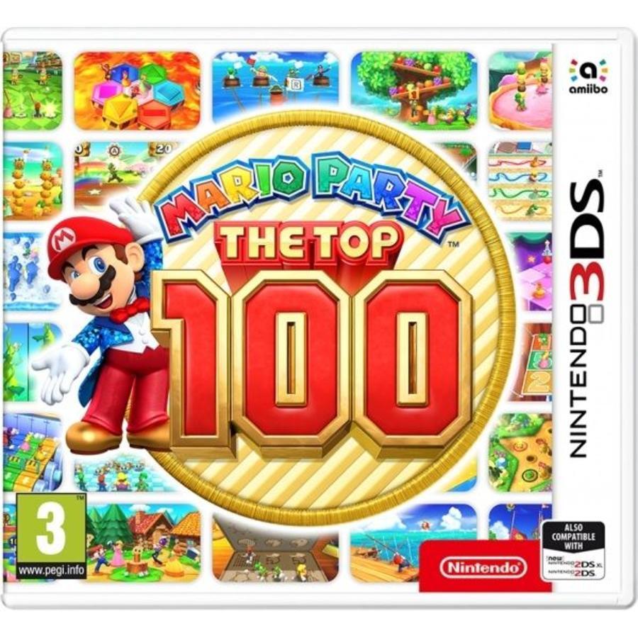 Mario Party The Top 100 - Nintendo 3DS