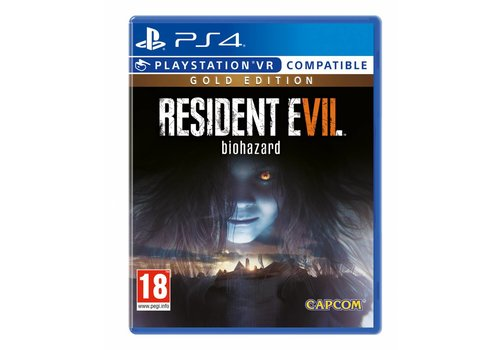Resident Evil 7 Gold Edition - Playstation 4