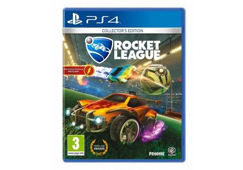 Rocket League Collectors Edition - Playstation 4