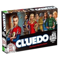 Cluedo: Big Bang Theory