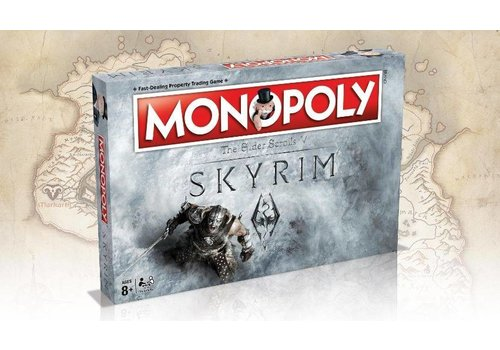 Monopoly: The Elder Scrolls V Skyrim