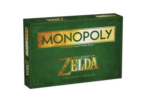 Monopoly: The Legend of Zelda Standard Edition