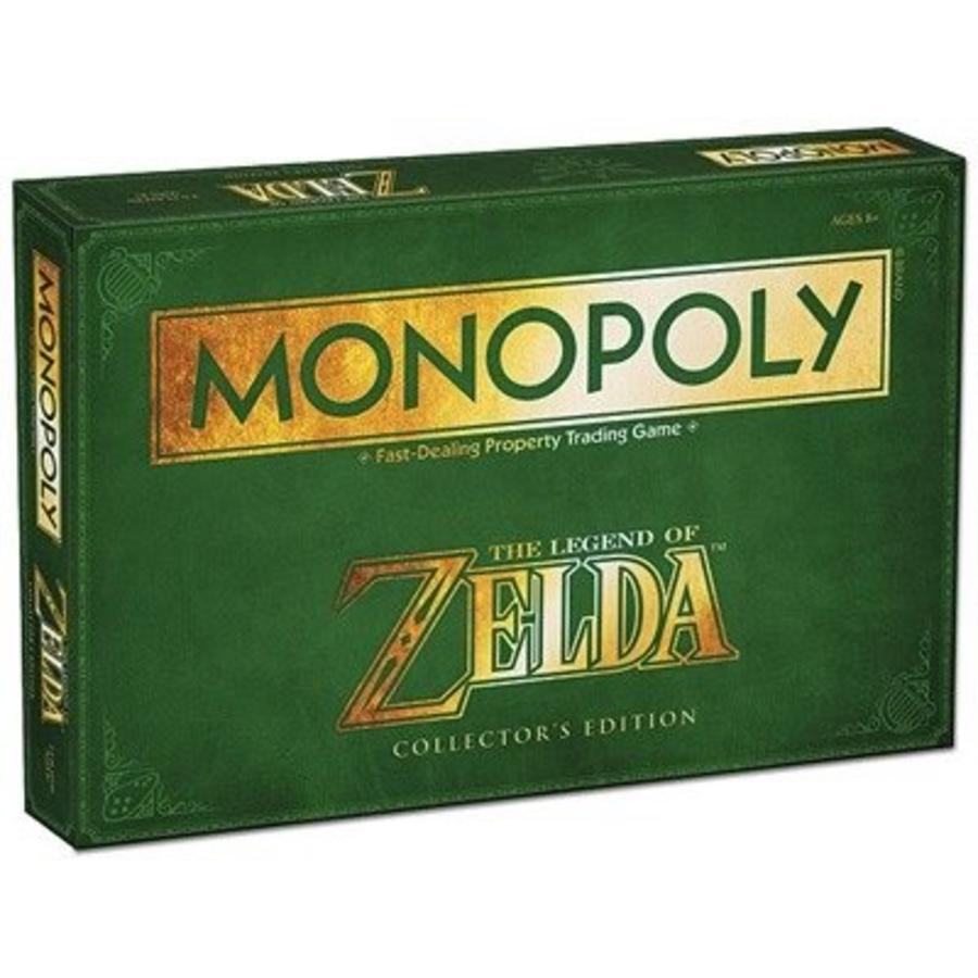 Monopoly: The Legend of Zelda Standard Edition