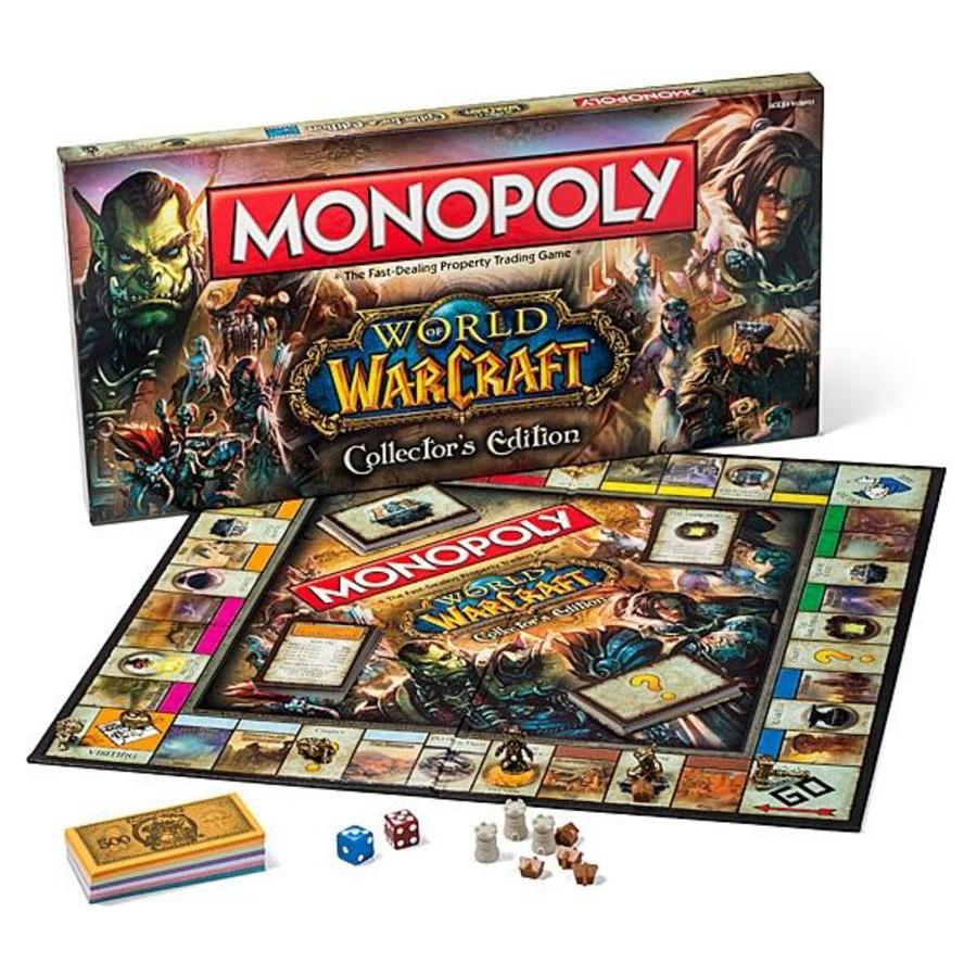 Monopoly: World of Warcraft Collector Edition