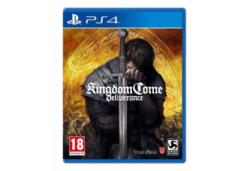Kingdom Come Deliverance Special Edition + DLC - Playstation 4