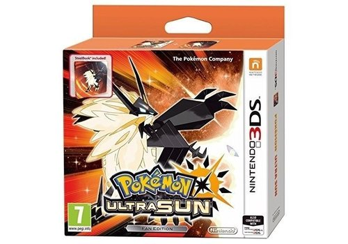 Pokemon: Ultra Sun - Fan Edition - Nintendo 3DS