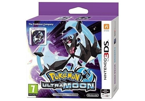 Pokemon: Ultra Moon - Fan Edition - Nintendo 3DS