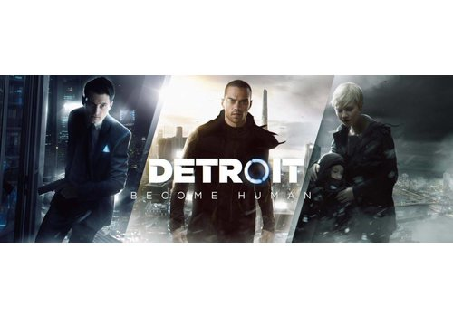 Detroit Become Human Steelbook Special Edition - Playstation 4