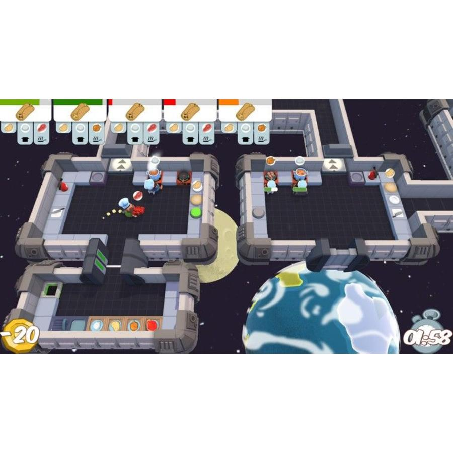 Overcooked: Special Edition - Nintendo Switch