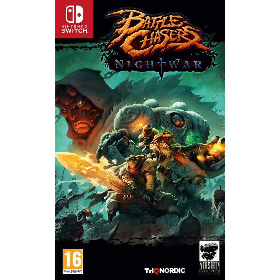 Battle Chasers Nightwar - Nintendo Switch