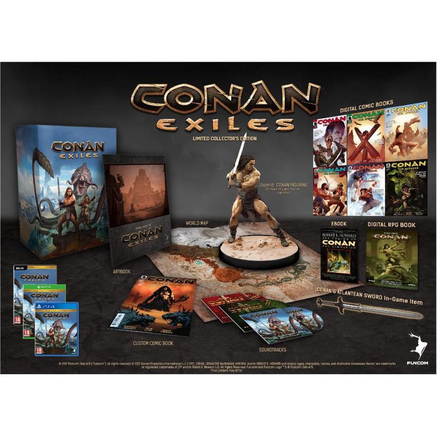 Conan Exiles Collector's Edition - Xbox One