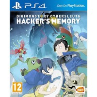 Digimon Story: Cybersleuth - Hacker's Memory - Playstation 4