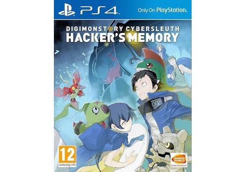 Digimon Story: Cybersleuth - Hacker's Memory - Playstation 4