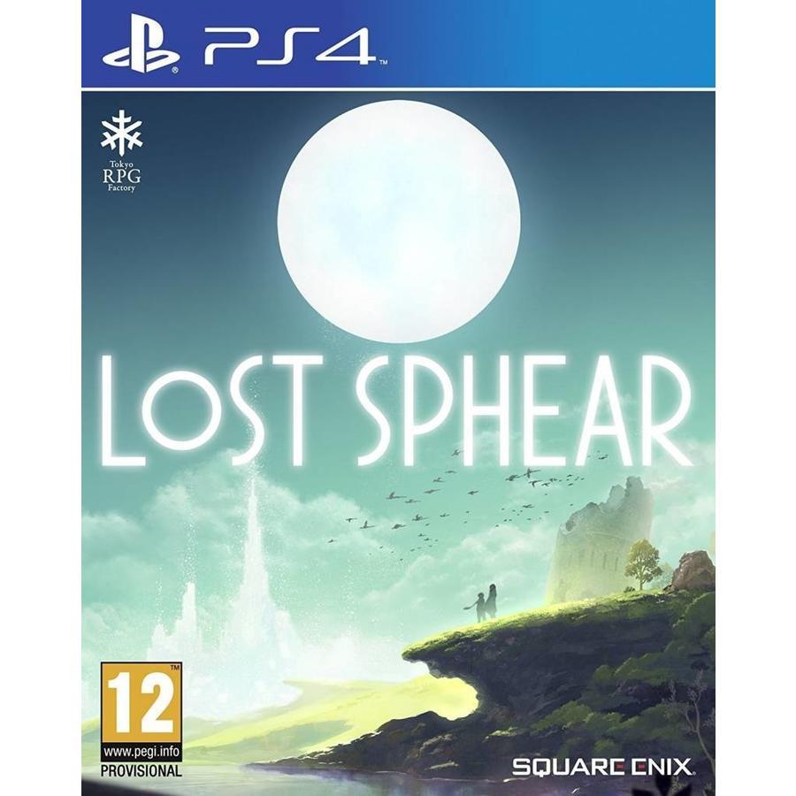 Lost Sphear - Playstation 4