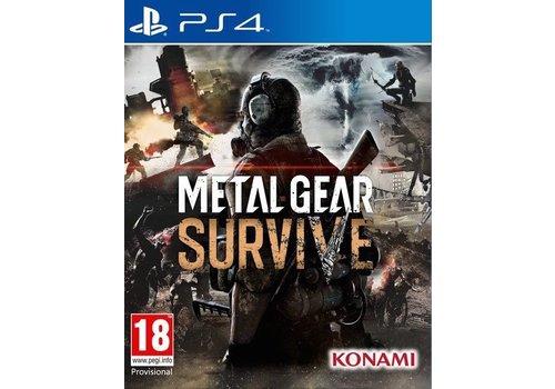 Metal Gear Survive - Playstation 4