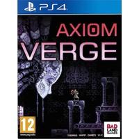 Axiom Verge - Playstation 4