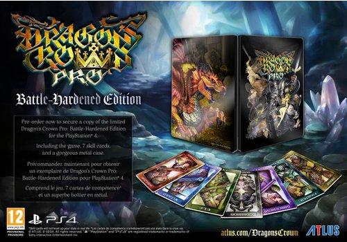 Dragon's Crown Pro Battle Hardened Steelbook Edition - Playstation 4