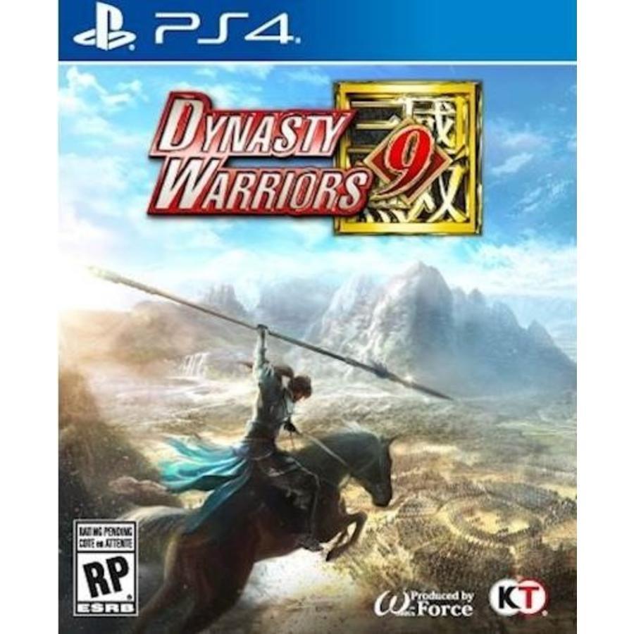 Dynasty Warriors 9 + Steelbook - Playstation 4