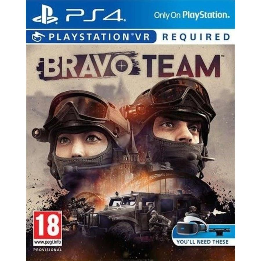 Bravo Team (PSVR) - Playstation 4
