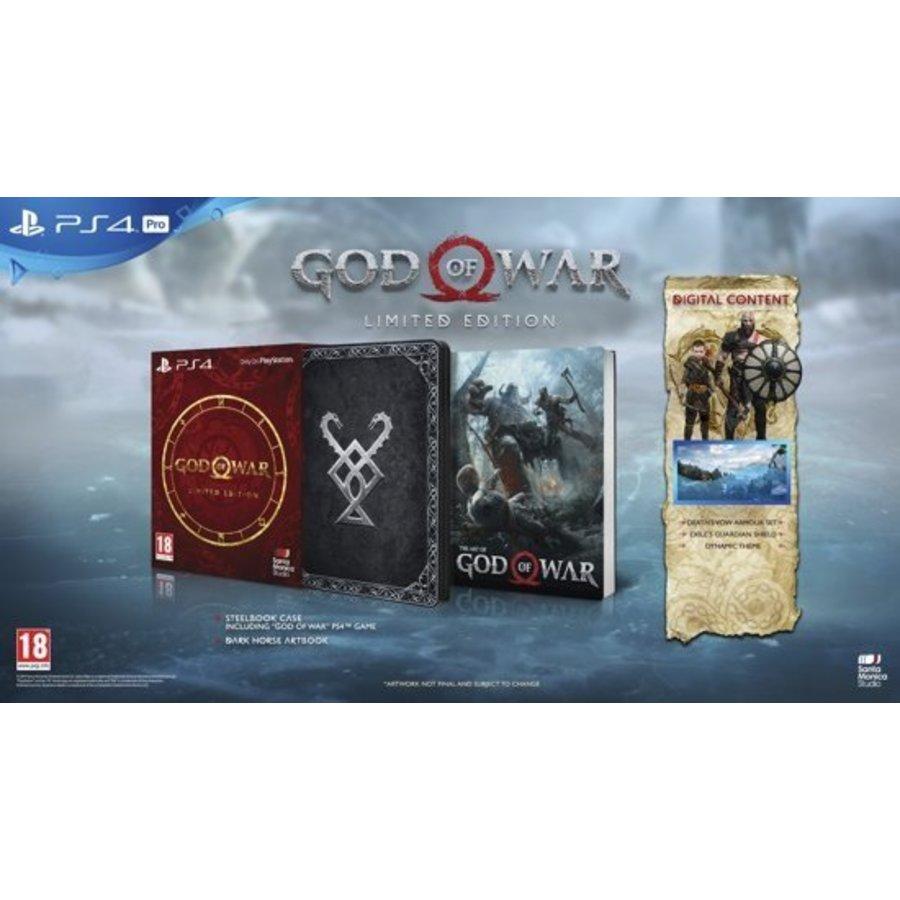 God of War (2018) - Limited Edition - Playstation 4