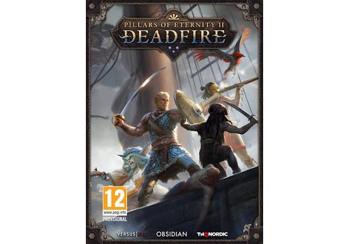 Pillars of Eternity 2 - Deadfire - PC