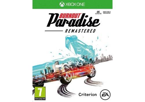 Burnout Paradise: Remastered - Xbox one