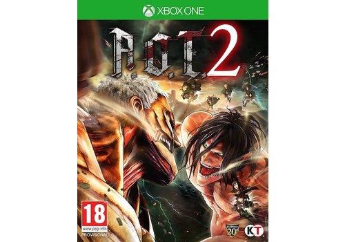 A.O.T. Attack on Titan 2 - Xbox One