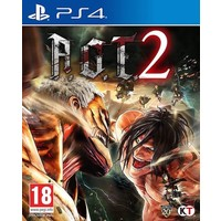 A.O.T. Attack on Titan 2 - Playstation 4