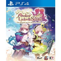 Atelier Lydie & Suelle: The Alchemists and the Mysterious Paintings - Playstation 4