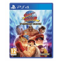 Street Fighter 30th Anniversary Collection - Playstation 4
