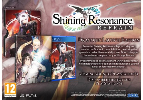 Shining Resonance REFRAIN - Playstation 4