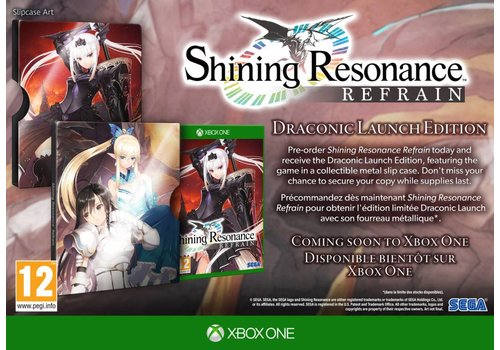Shining Resonance REFRAIN - Xbox One