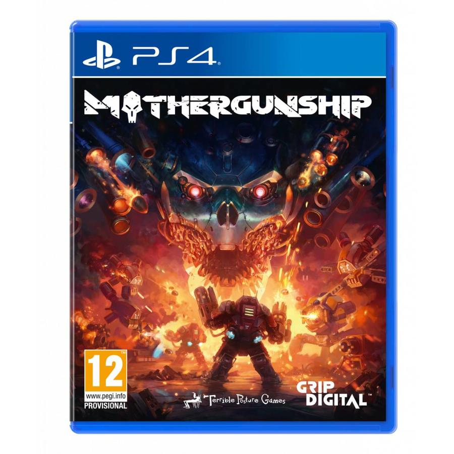 MOTHERGUNSHIP - Playstation 4